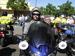 2005 IBR Starting Line, Finish Line, and Banquet (from a rider's perspective)