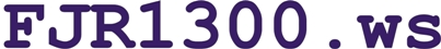 fjr1300.ws logo